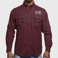 F-2 L/S Fishing Shirt