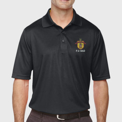 F2 Dad Origin Performance Polo
