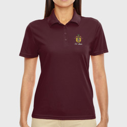 F2 Mom Origin Performance Polo