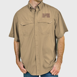 F2 Pro Performance Fishing Shirt
