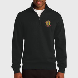 Fox Co. Quarter Zip Sweatshirt
